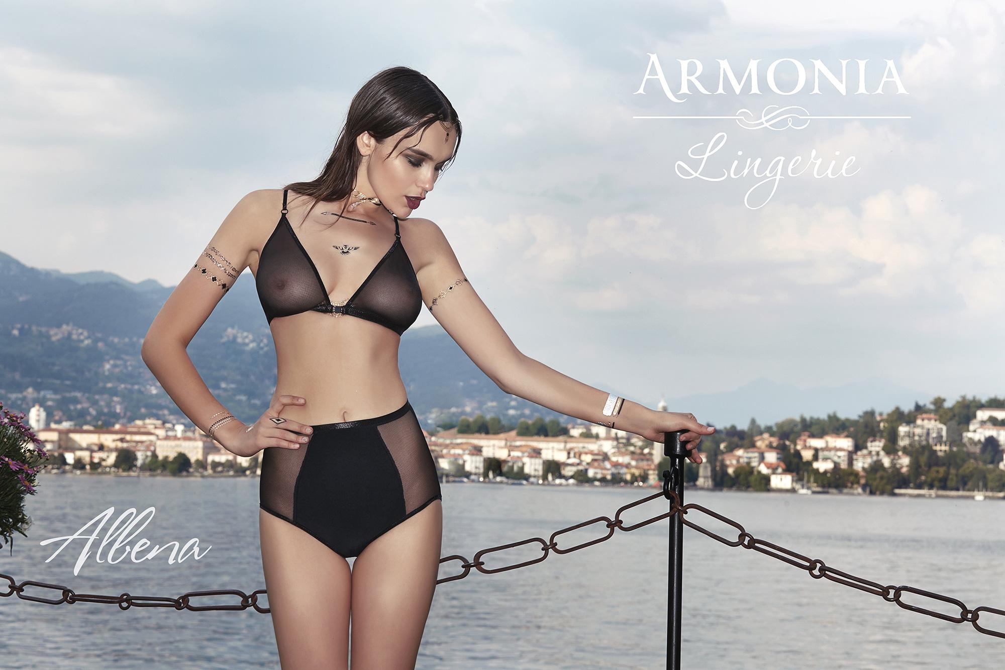 Кружевное белье Albena от Armonia