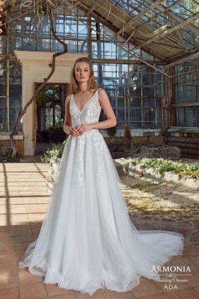 Cвадебное платье Ada