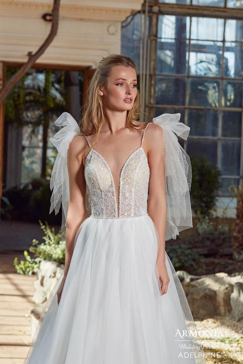 Весільна сукня Adelphine