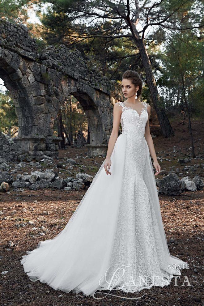 Свадебное платье Agate Lanesta