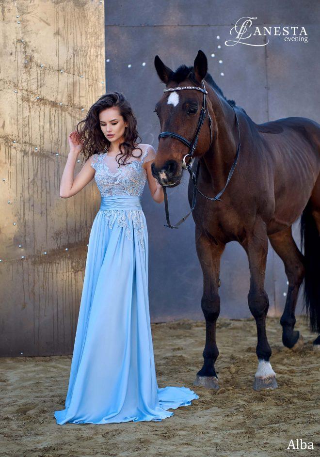 Вечернее платье Alba Lanesta
