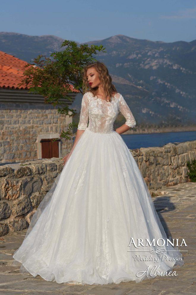 весільна сукня пишного силуету Albunea