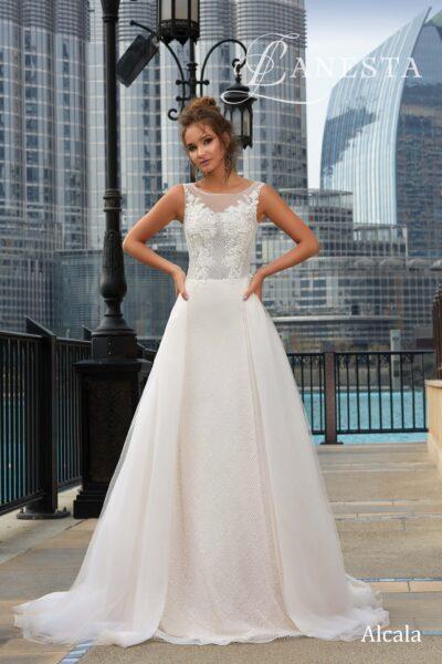 Весільна сукня Alcala Lanesta