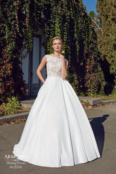 Cвадебное платье Aleda