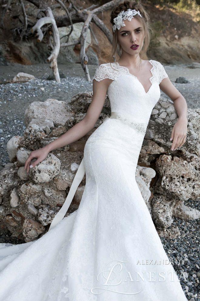 Свадебное платье Alexandrite Lanesta