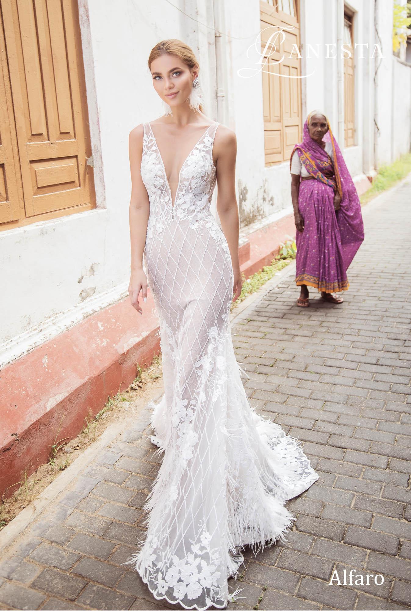 Весiльна сукня Alfaro