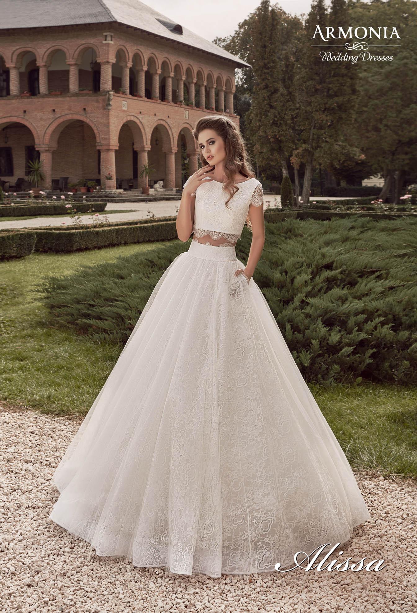 Свадебное платье Alissa Armonia