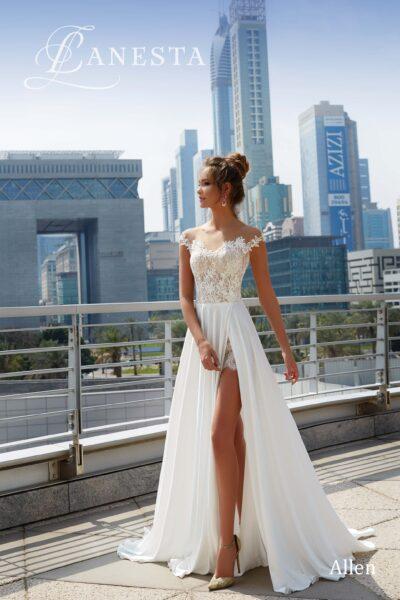 Свадебное платье Allen Lanesta