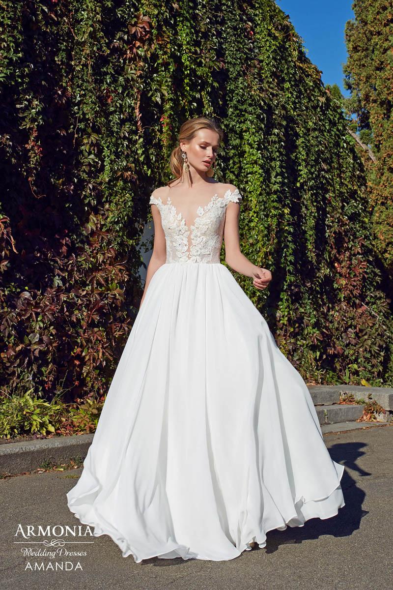 Cвадебное платье Amanda