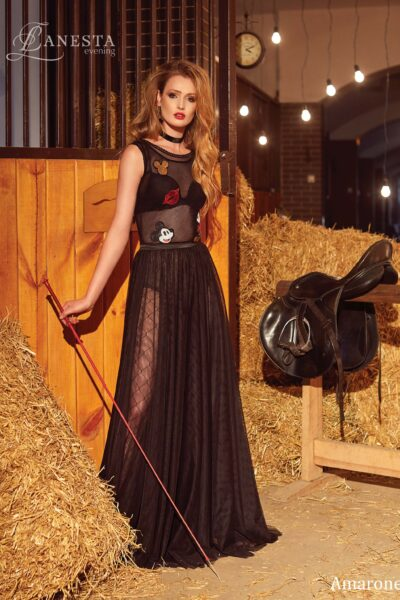 Вчернее платье Amarone Lanesta