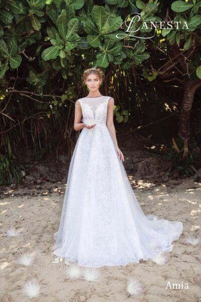 Весiльна сукня Amia