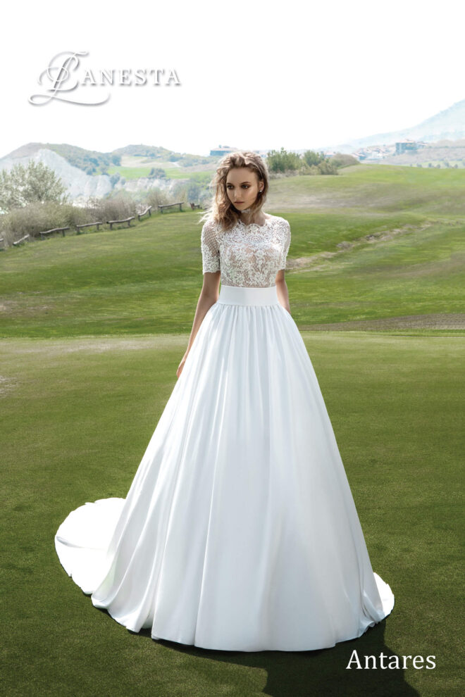 Свадебное платье Antares Lanesta