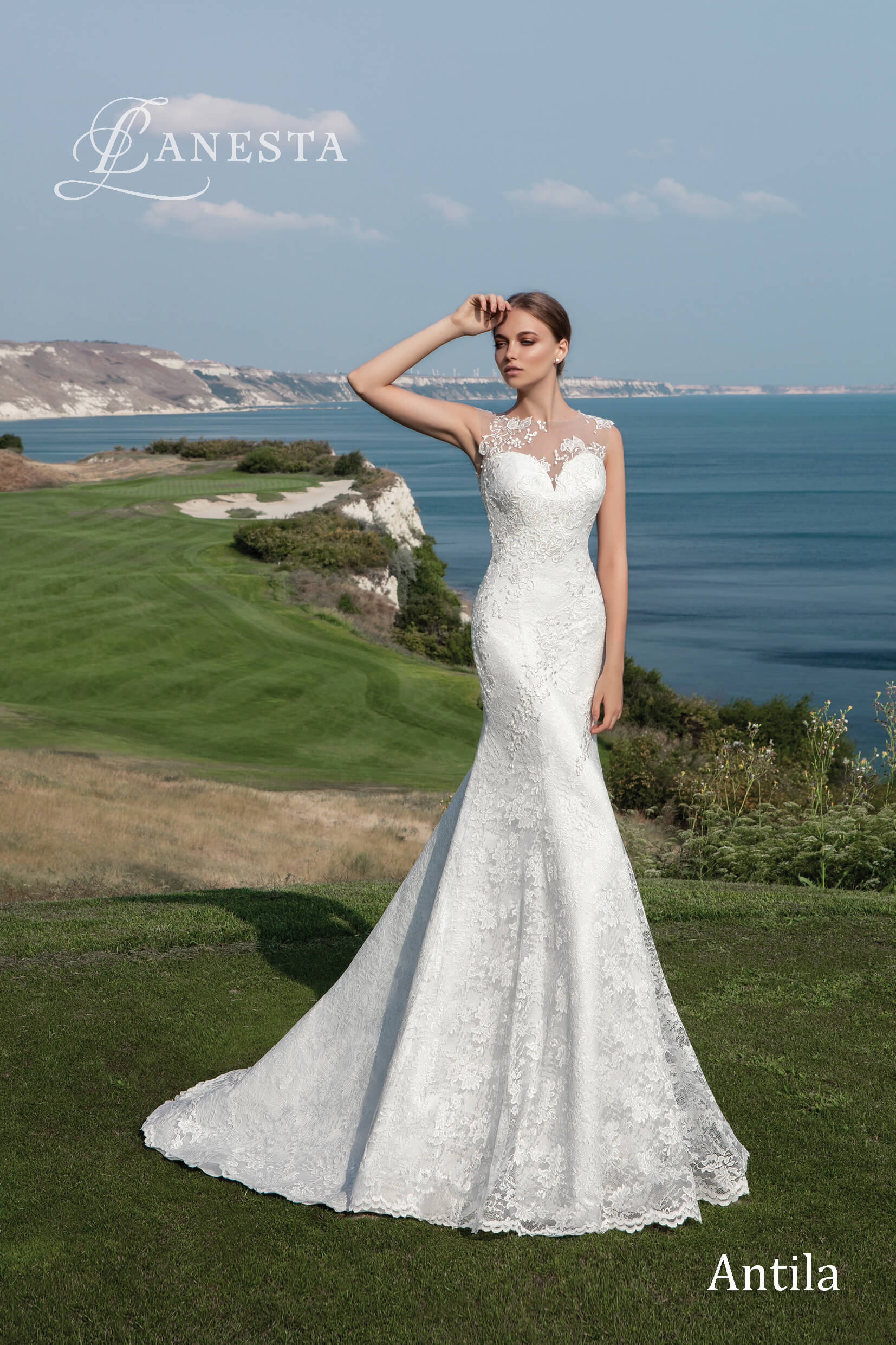 Свадебное платье Antila Lanesta