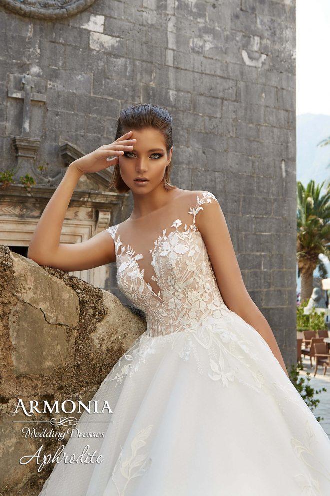 Весільна сукня А-силуету Aphrodite