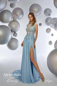 Вечірня сукня Aqua Armonia