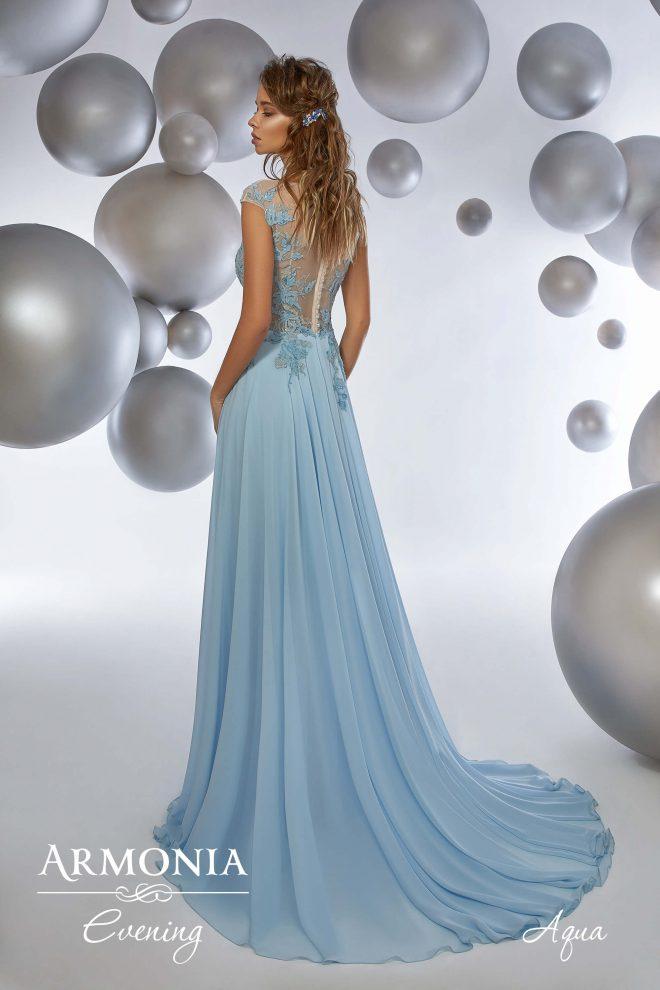 Вечерне платье Aqua Armonia