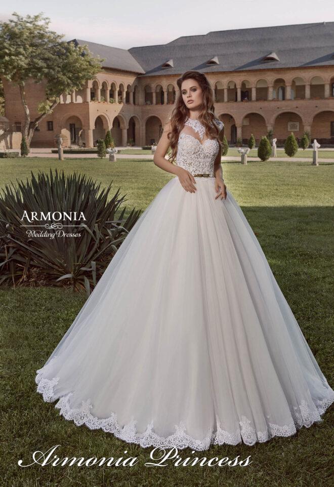 Свадебное платье Armonia princess Armonia