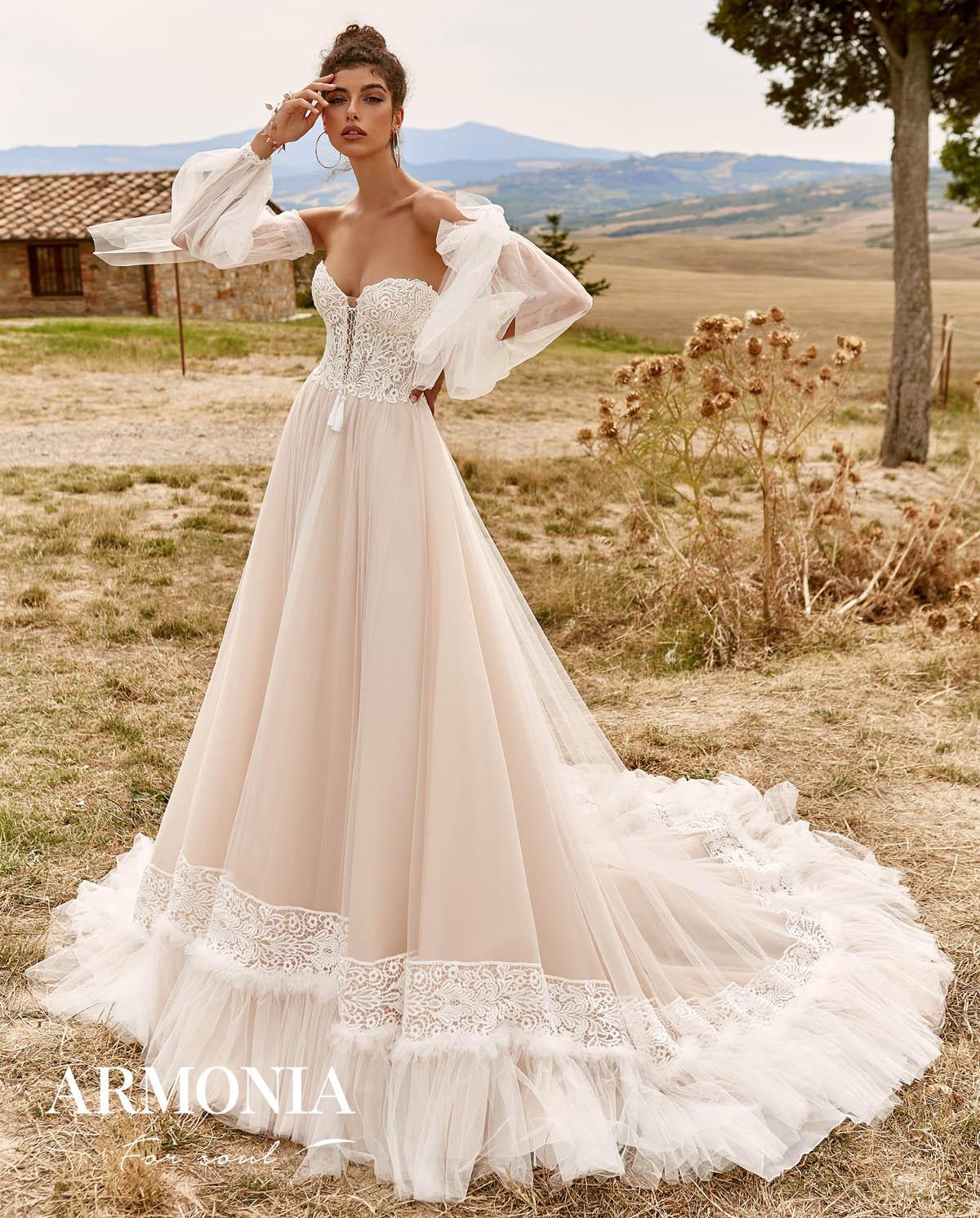 Cвадебное платье Aroma