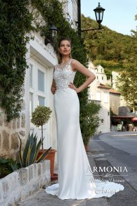 Свадебное платье Asiya А-силуэта