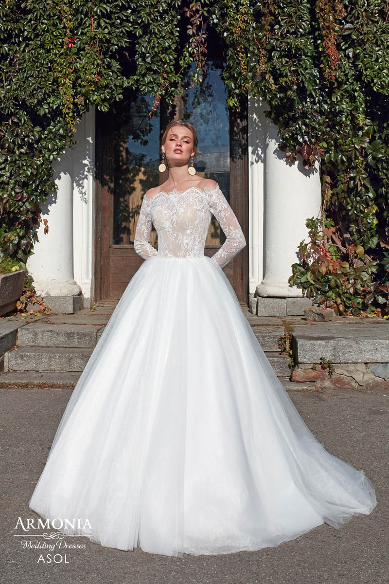 Весільна сукня Asol