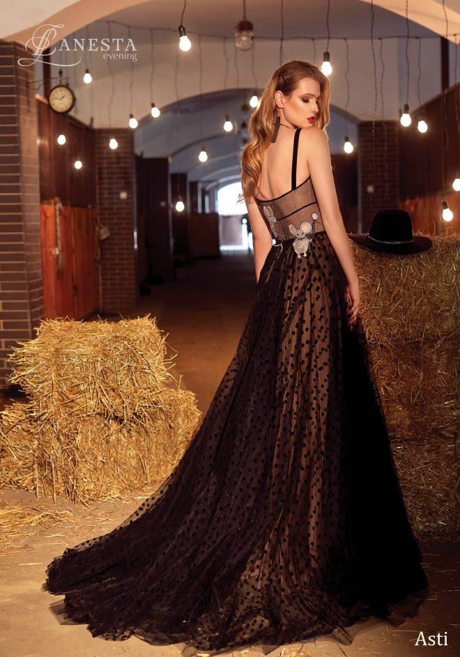 Вечернее платье Asti Lanesta