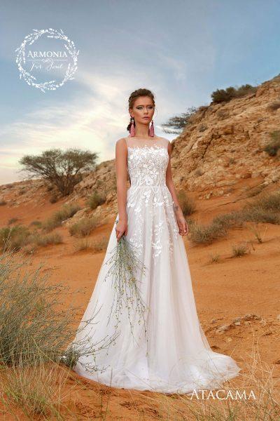 Свадебное платье Atacama Armonia