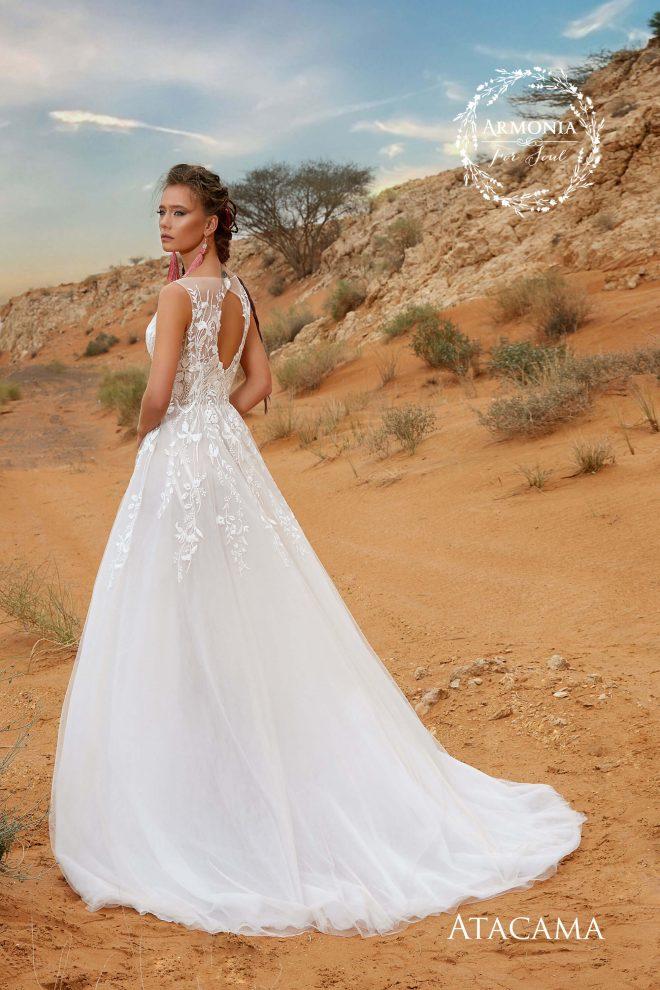 Весільна сукня Atacama Armonia