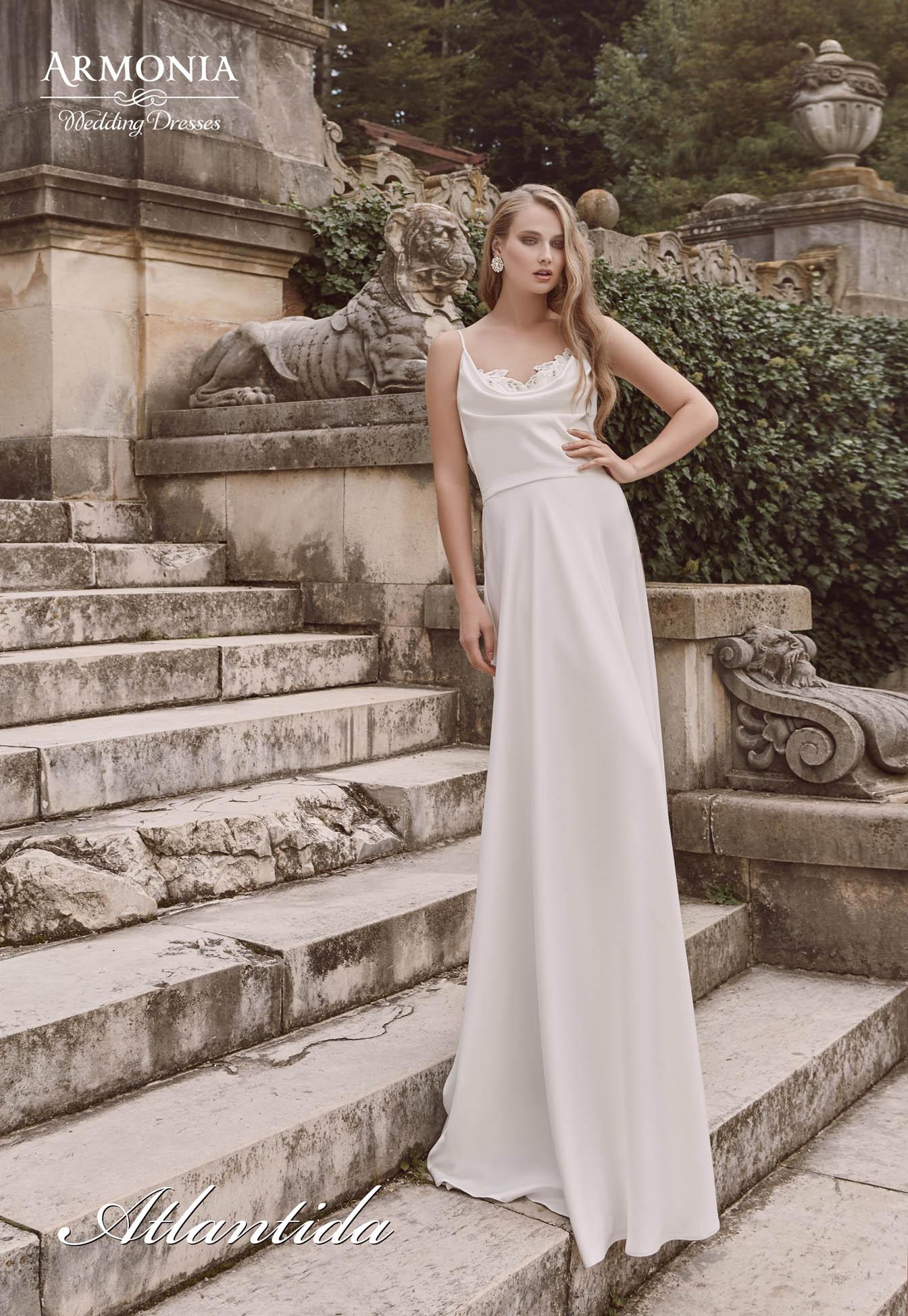 Весільна сукня Atlantida Armonia
