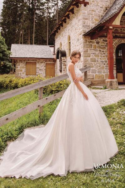Cвадебное платье Aura