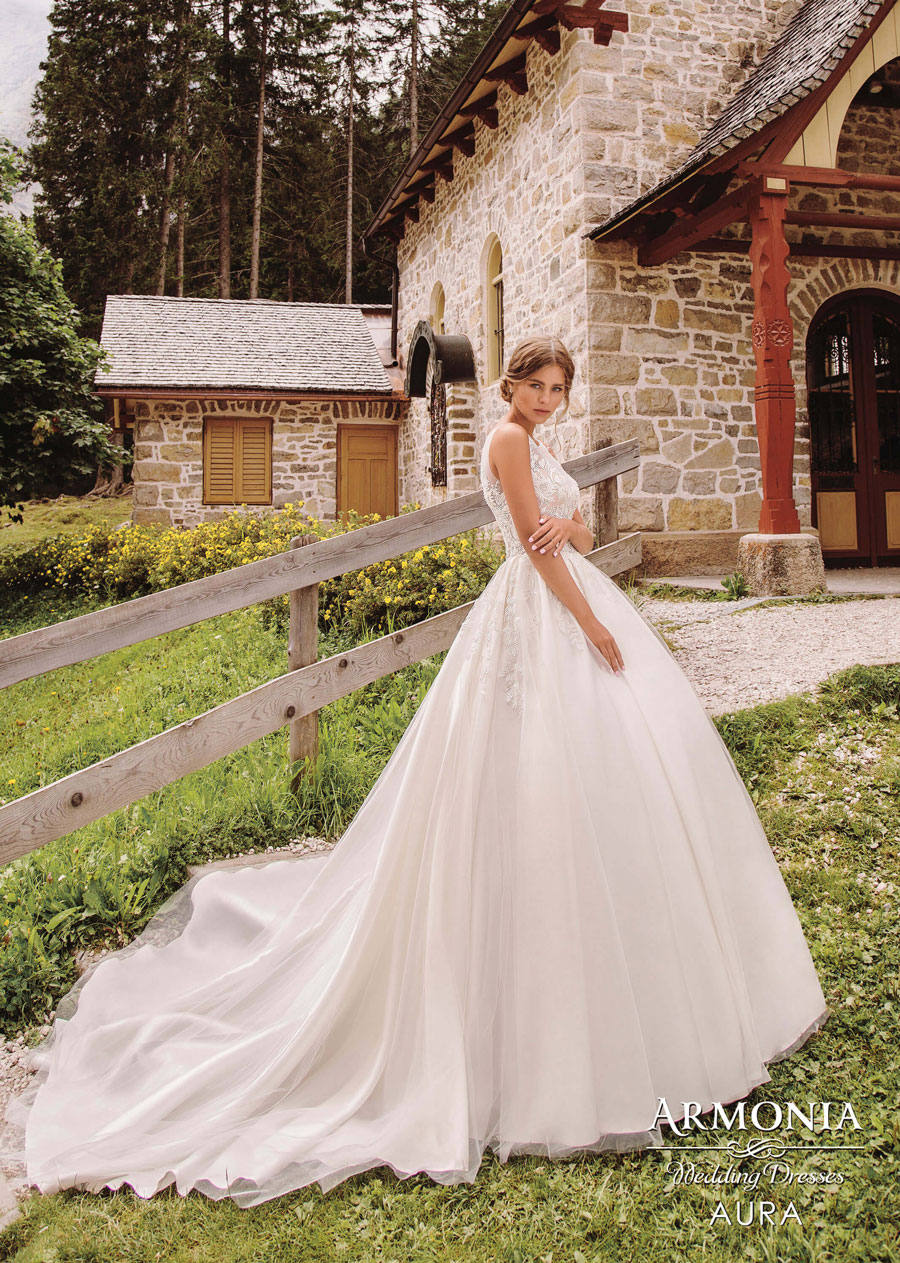 Весільна сукня Aura