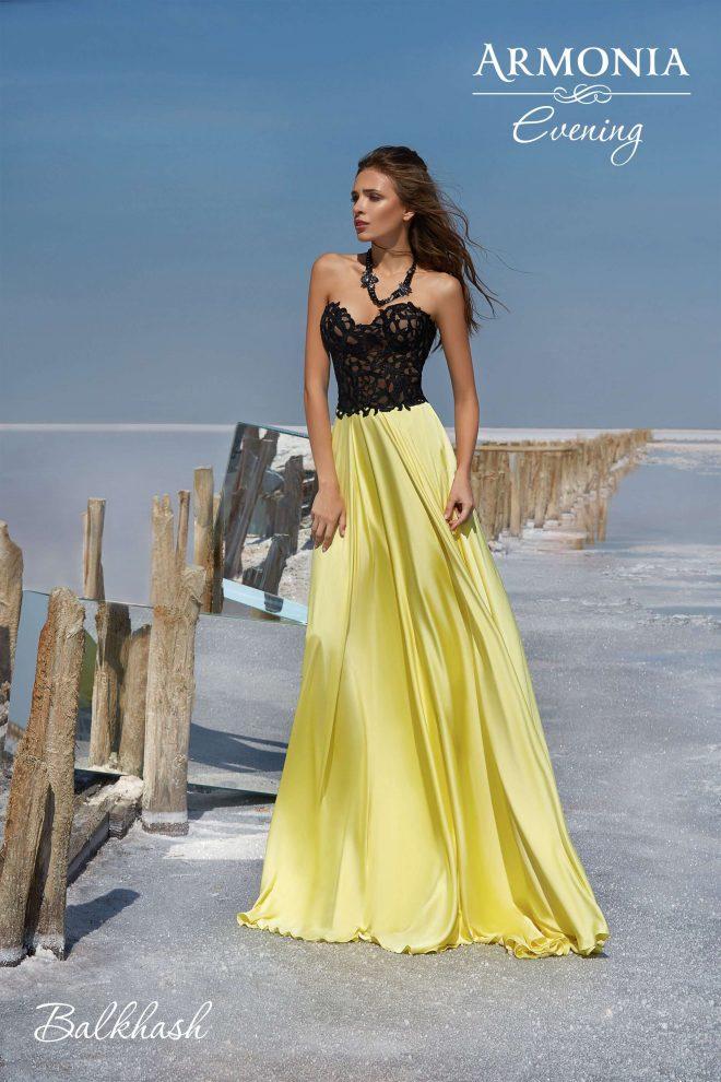 Вечернее платье Balkhash Armonia