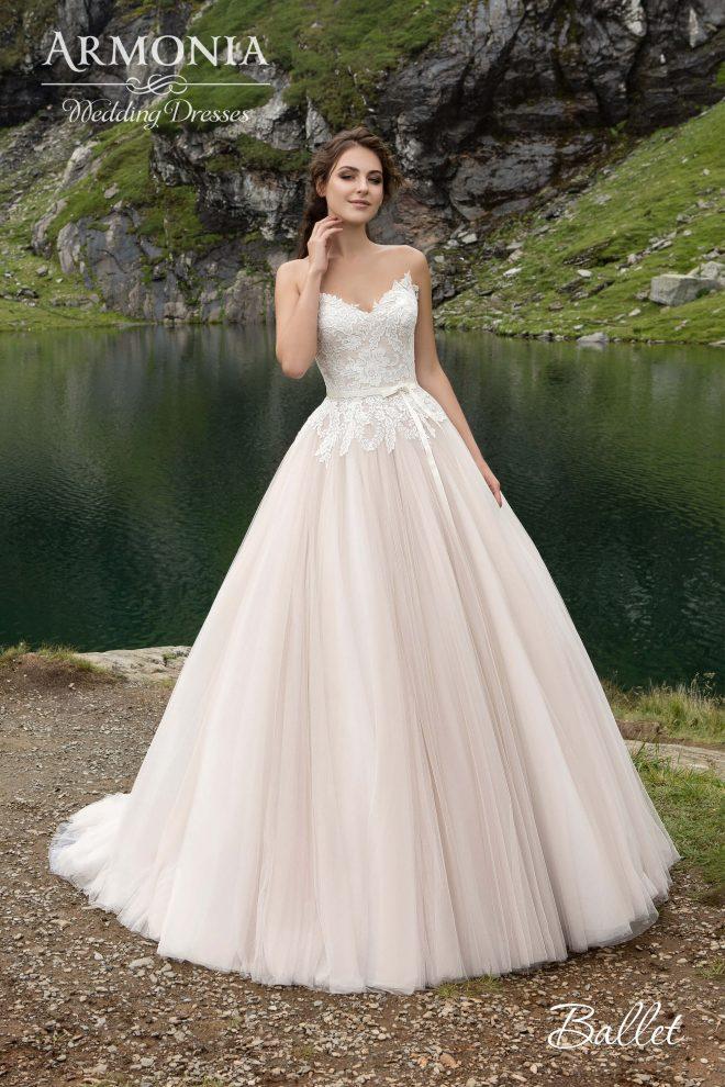 Весільна сукня Ballet Armonia