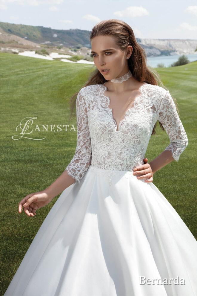 Свадебное платье Bernarda Lanesta