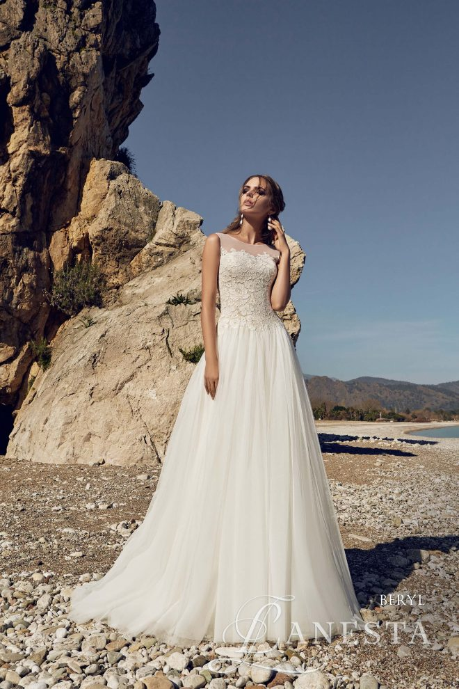 Свадебное платье Beryl Lanesta