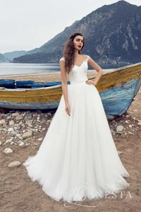 Свадебное платье Biruz Lanesta