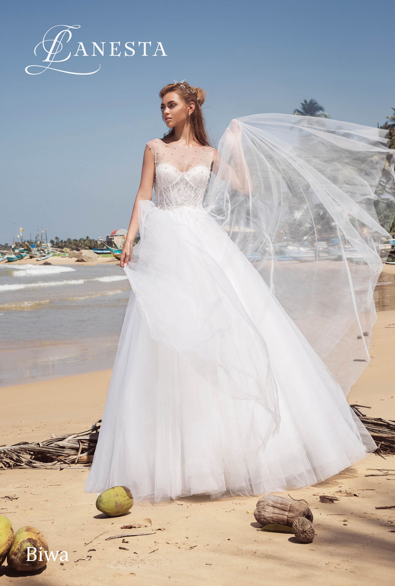 Cвадебное платье Biwa