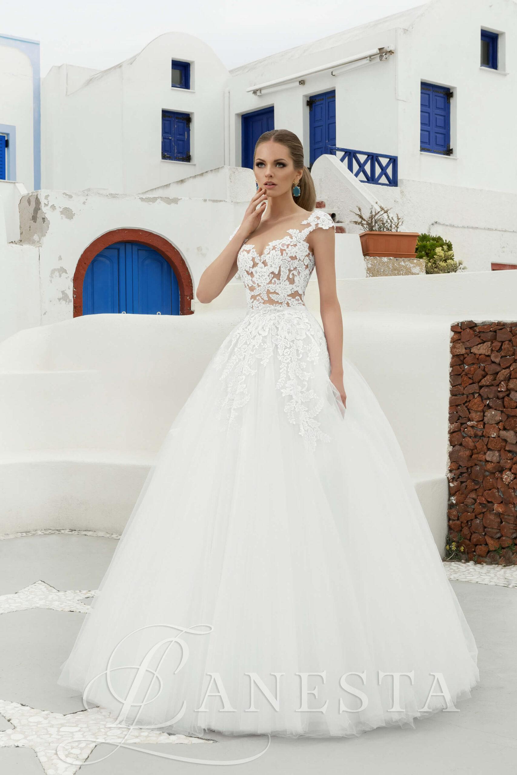 Cвадебное платье Bjanka Lanesta