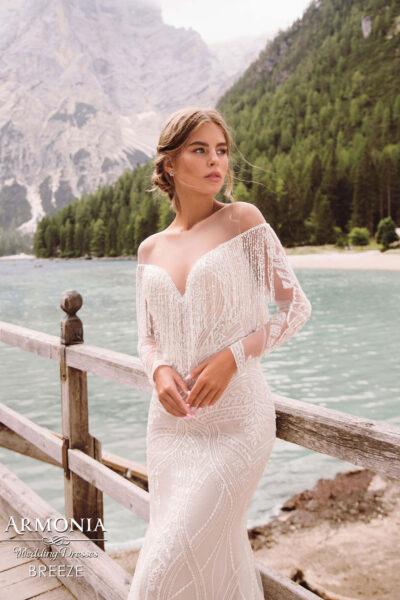 Весільна сукня Breeze