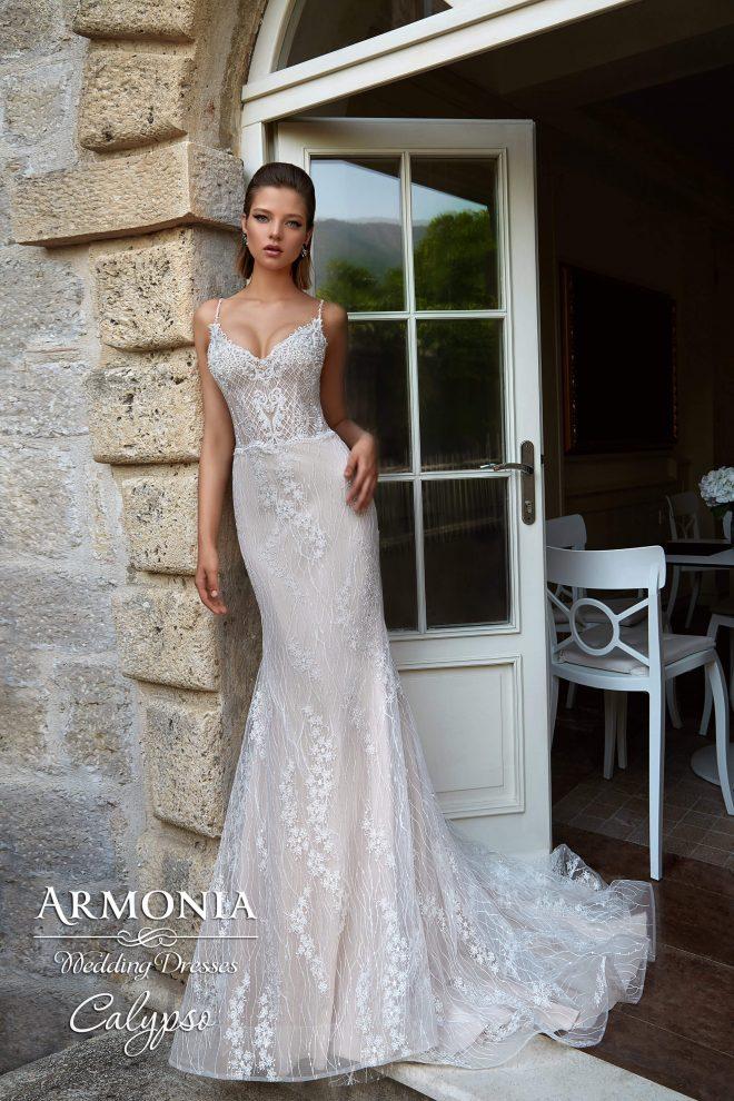 Весільна сукня Calypso Armonia купити Хмельницький - салон Новіас 3697cfffa0bc1