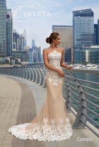 Свадебное платье Campo Lanesta
