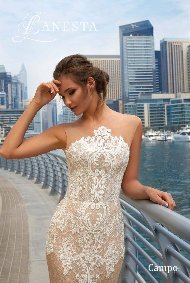 Весільна сукня Campo Lanesta