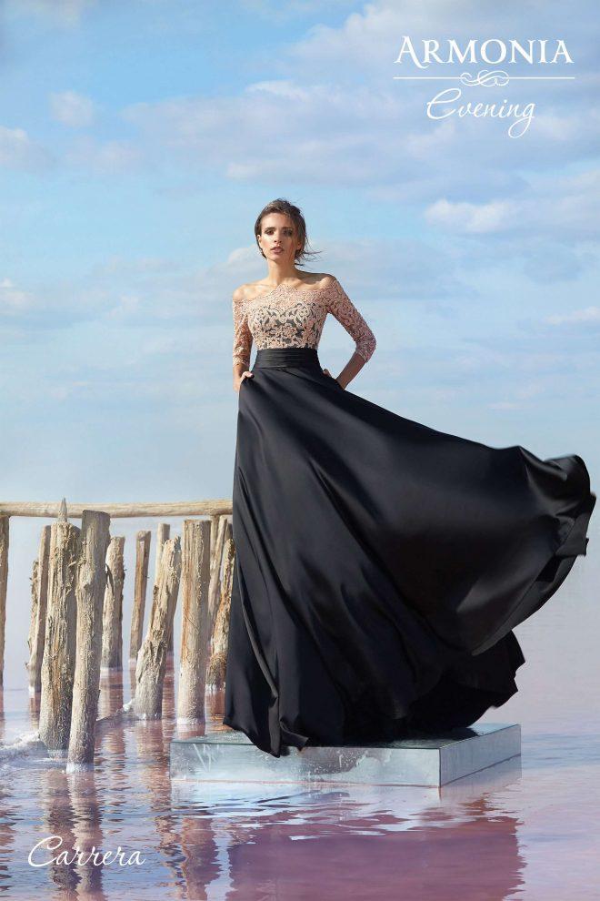 Вечернее платье Carrera Armonia