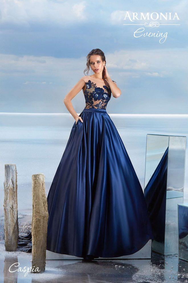 Вечернее платье Caspia Armonia