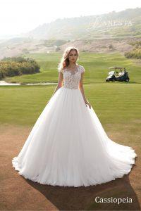 Свадебное платье Cassiopea Lanesta