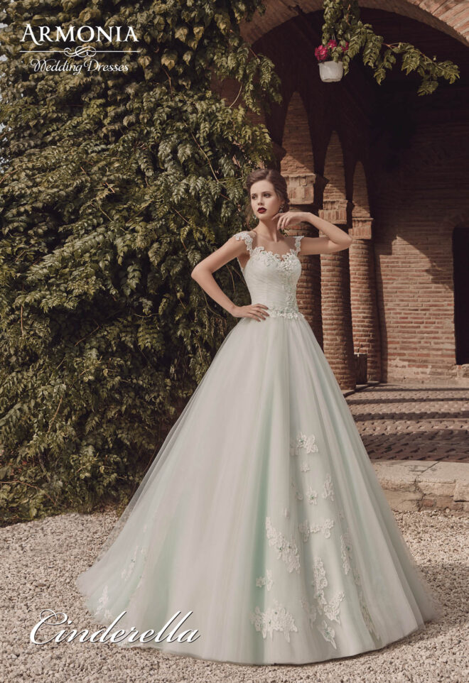Свадебное платье Cinderella Armonia