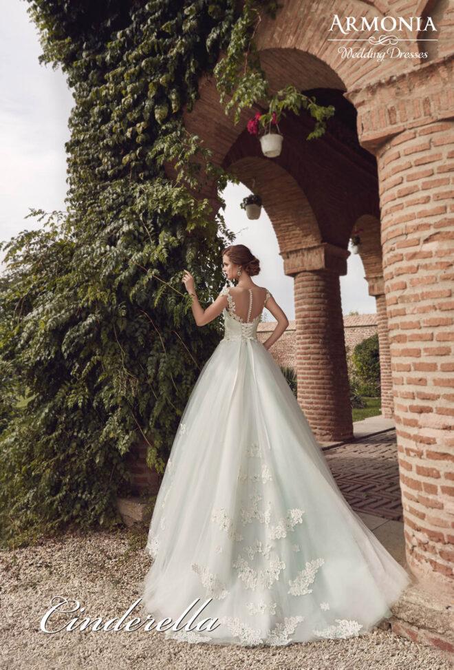 Весільна сукня Cinderella Armonia
