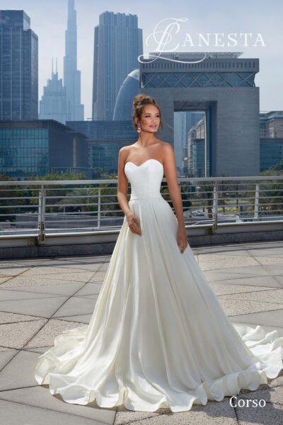 Свадебное платье Corso Lanesta