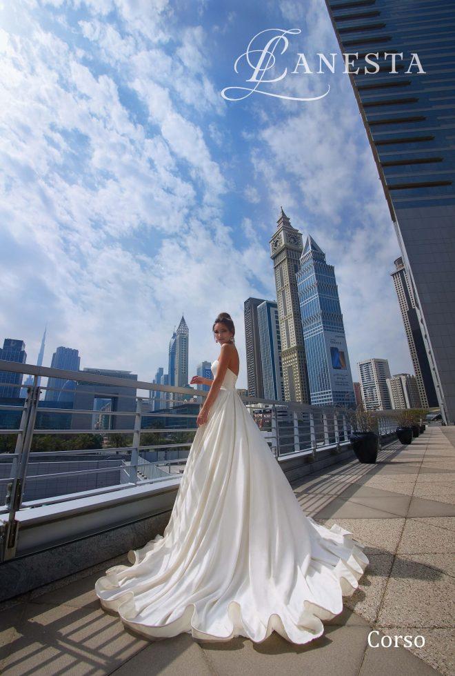 Весільна сукня Corso Lanesta
