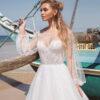 Cвадебное платье Corte
