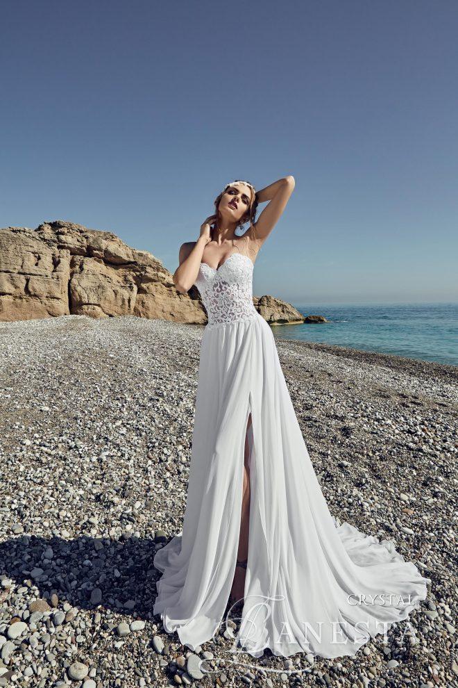 Свадебное платье Crystal Lanesta